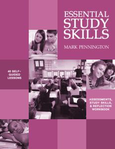 Pennington Publishing's Essential Study Skills