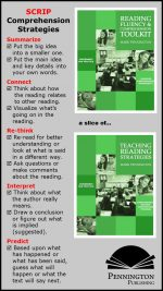 The SCRIP Comprehension Strategies