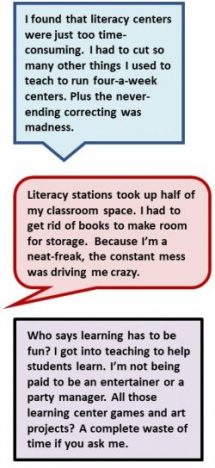 Questions about Literacy