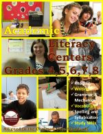 Academic Literacy Centers Grades 4-8