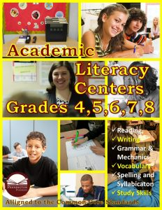 The Academic Literacy Centers