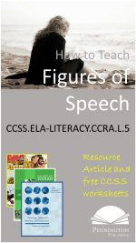 How to Teach Figures of Speech Vocabulary
