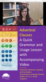Using Adverbial Clauses