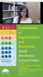 Capitalization of Businesses and Organizations