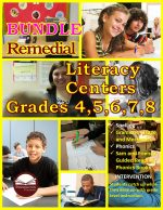 Using Remedial Literacy Centers
