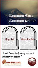 Common Sense and the Common Core