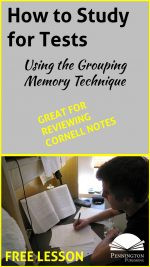 Grouping Memory Strategy