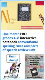 Interactive Notebook Review Unit
