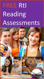 FREE RtI Reading Assessments