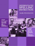 Spelling Differentiated Instruction