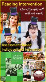 One Size Does Not Fit All Reading Instruction