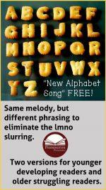 """""""New Alphabet Songs"""""""