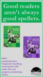 Good Spellers Aren't Good Always Good Readers
