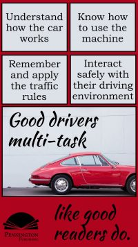 Good Drivers Multi-task