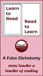 Every Teacher Teaches Reading