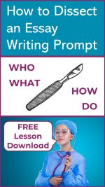 Dissect a Writing Prompt
