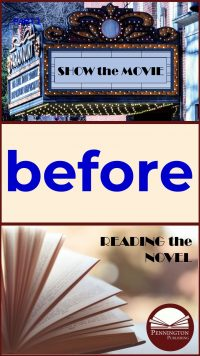 Read Book before Novel