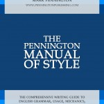 The Pennington Manual of Style