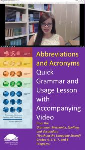 How to Teach Abbreviations and Acronyms