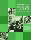 Pennington Publishing's Common Core Vocabulary Toolkit