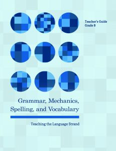 Grammar, Mechanics, Spelling, and Vocabulary