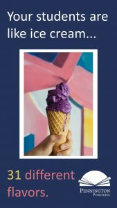 31 Flavor Ice Cream