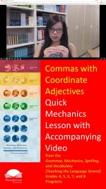 Using Commas with Coordinate Adjectives