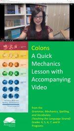 Teaching Colons