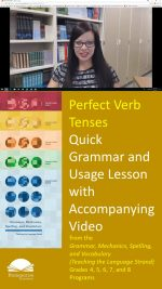 The Perfect Verb Tenses