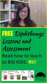 Teaching Diphthongs
