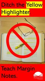 Ditch the Yellow Highlighter