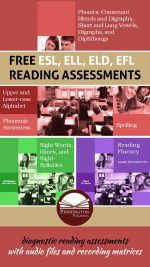 ELL Reading Assessments