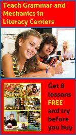 Grammar and Mechanics Academic Literacy Center