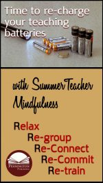Summer Teacher Mindfulness and Hygge