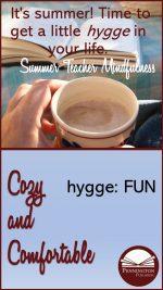 5 Strategies to Teacher Hygee