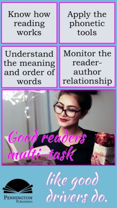 Good Readers are like Good Drivers.