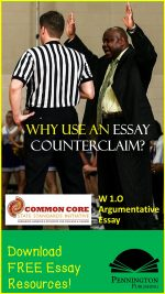 Essay Counterclaims