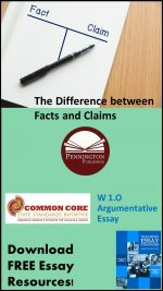 The Difference between Facts and Claims
