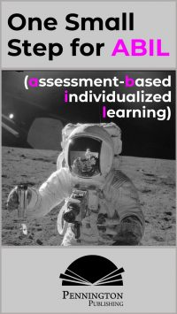 First Steps toward Assessment-based Individualize Learning