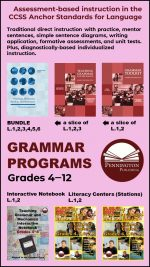 GRAMMAR PROGRAMS from Pennington Publishing