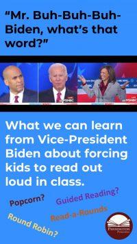 Biden Stuttering Challenge