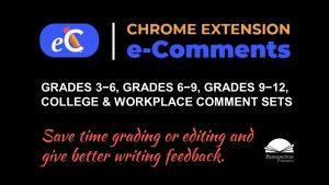 e-Comments